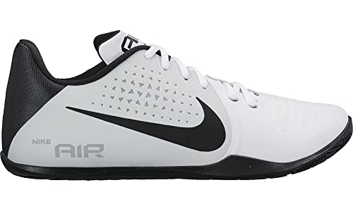 Air Behold Low Basketball Shoe White
