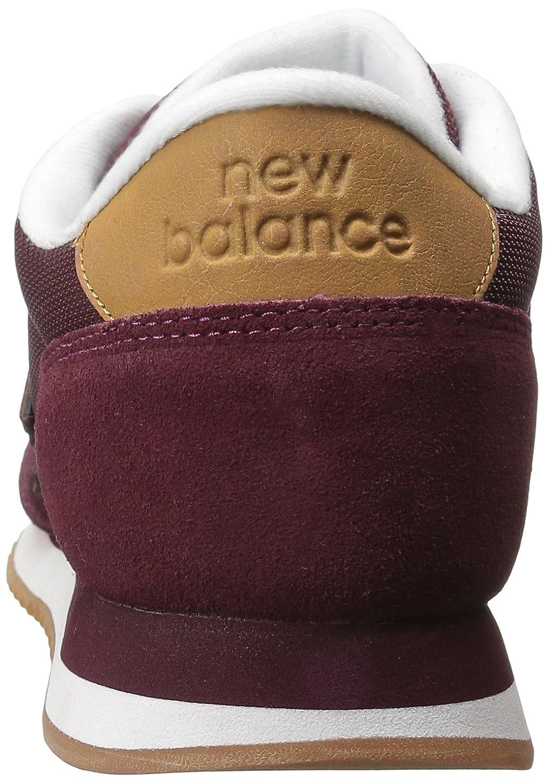 new balance 501 maroon
