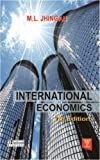 International Economics 7/e PB....M.L.Jhingan