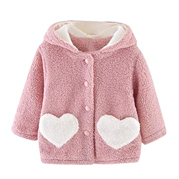 Amazon.com: Gallity Abrigos de invierno para niños con ...