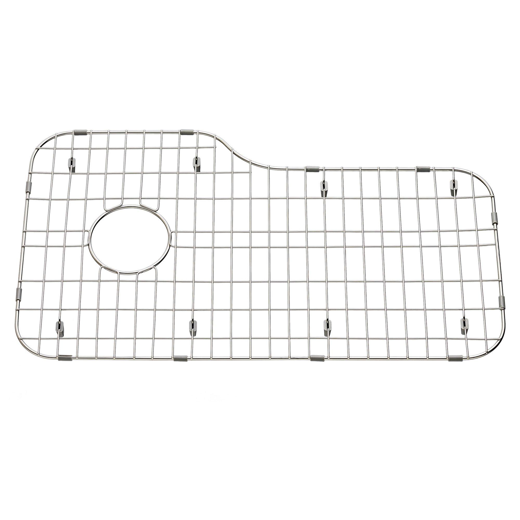 American Standard 7435000.075 26.77-in x 15.85-in Sink Grid, Stainless steel