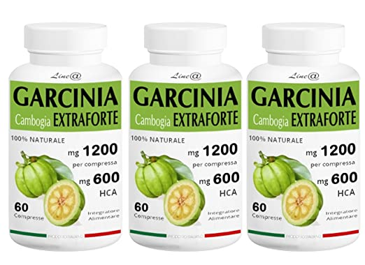 16 opinioni per Garcinia Cambogia EXTRAFORTE 1200 mg per compressa! 180 compresse (3 mesi) 100%
