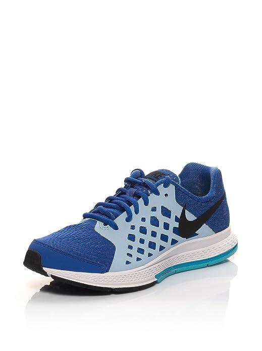 Nike Women's Zoom Pegasus 31 (GS) Trainers Blue Size: 5 UK: Amazon.co.uk:  Shoes & Bags