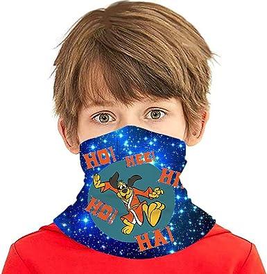 Outdoor Balaclava Neck Gaiter Head Face Tube Bandana Scarf Mouth Wrap Dustproof
