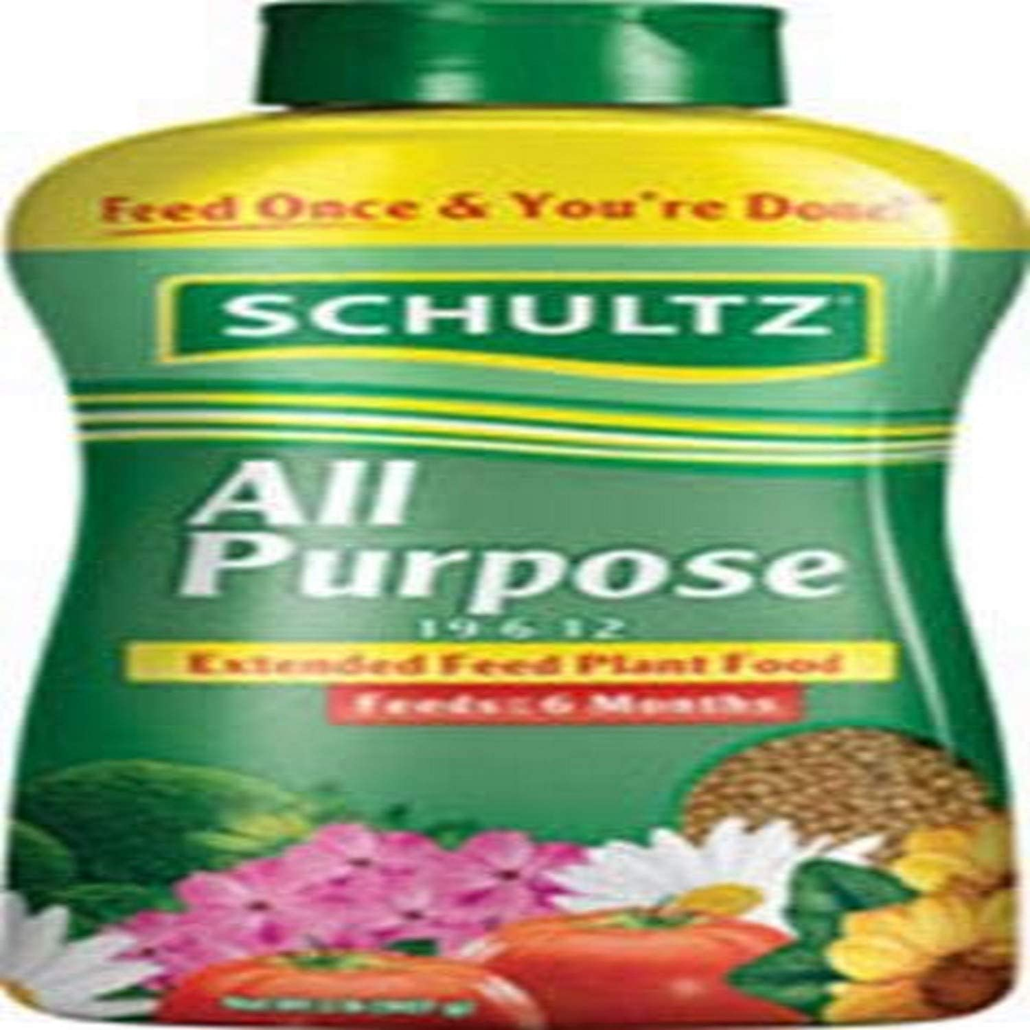 Schultz SPF48800 All Purpose Extended Feed, 2 lb