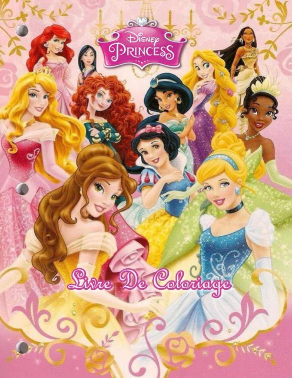 Disney Princesses Livre De Coloriage Livre De Coloriage Disney Princesses Contient 100 Superbes Images Amusantes De Haute Qualite Pour Les Enfants French Edition Peincesesse Des Pays Des Merveilles 9798556351943 Amazon Com Books