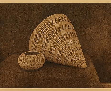 Amazon com: 11 x 14 Old Tin Metal Signs Washo Burden-Basket