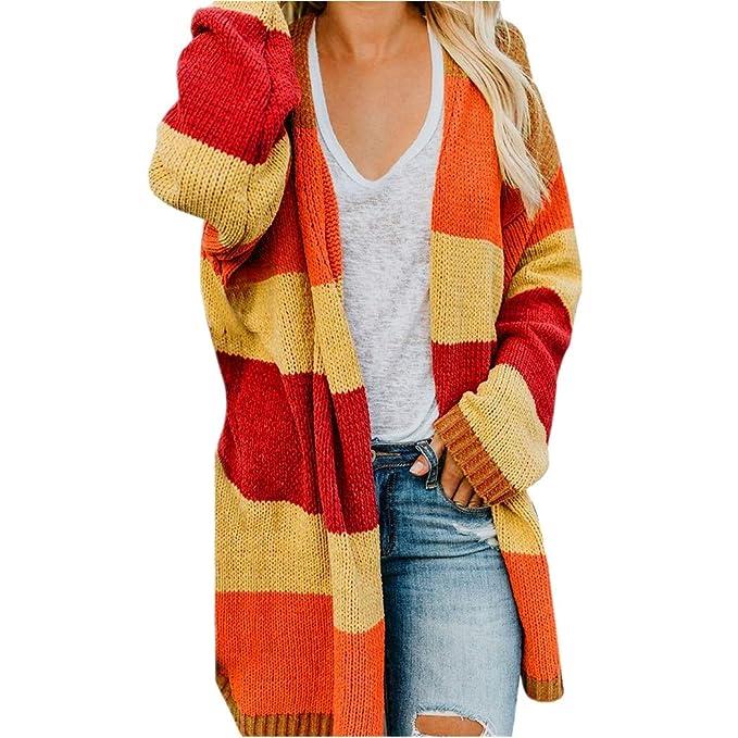 Amazon.com: Fashionhe - Bloque de color para chaquetas ...