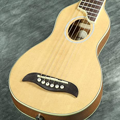 Tamaño Washburn RO10E viaje Electro guitarra acústica con la Pick ...