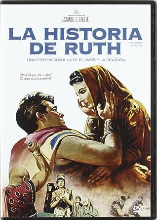 La Historia De Ruth [DVD]: Amazon.es: Varios: Cine y Series TV