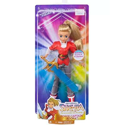 She-ra and the Princesses of Power - Force Captain Adora 10 Inch Poseable Doll: Toys & Games