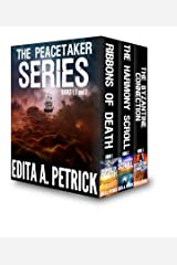 The Peacetaker Series - Books 1, 2 and 3 Kindle Edition