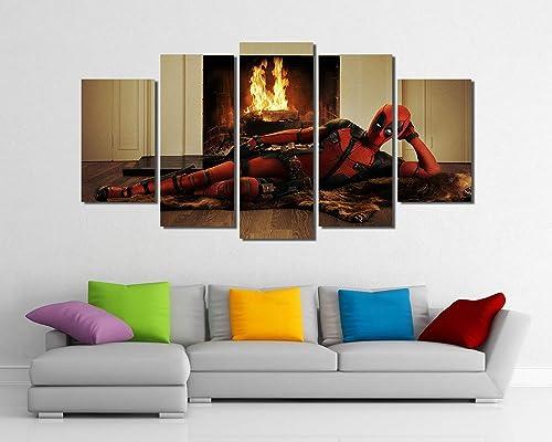 Picture Sensations Framed Canvas Art Print