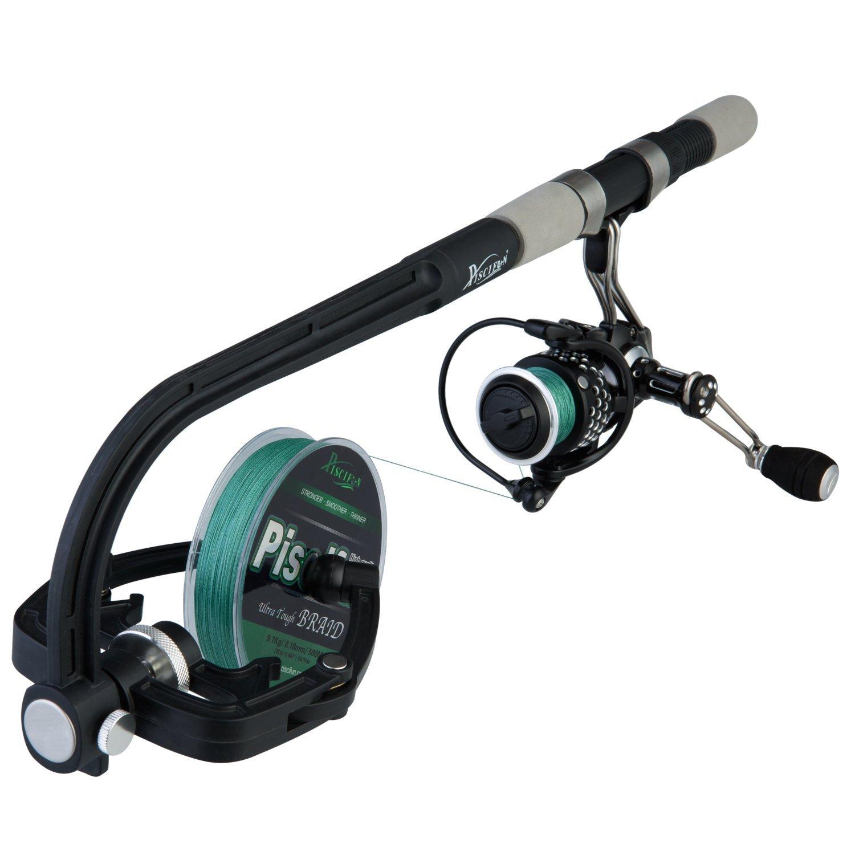 Berkley line winders - Amazon Com Piscifun Fishing Line Spooler Reel Spool Spooling Station System Baitcasting Reel Line Winder Sports Outdoors