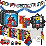 Amazon.com: Anagram 86182 BOUQUET POWER RANGER NINJA STEEL ...