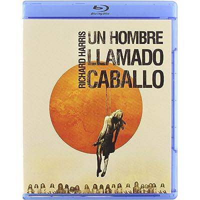Un hombre llamado caballo [Blu-ray]
