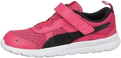 size 40 7729b 48f4c Puma Kız Çocuk Puma Flex Essential V Inf Spor Ayakkabı, Pembe, 26