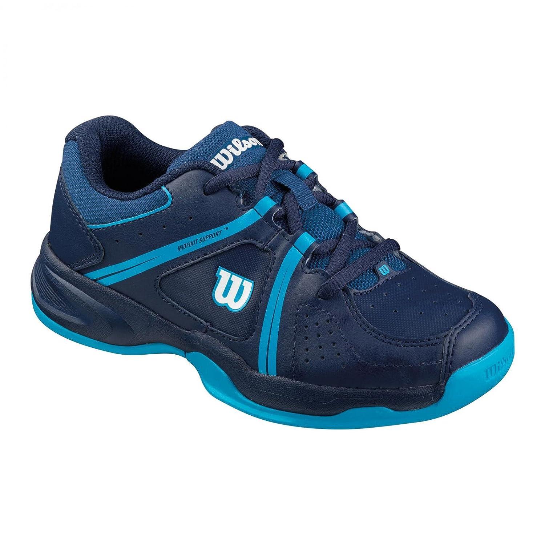 Wilson Envy Jr, Chaussures de Tennis Mixte Enfant WRS3207