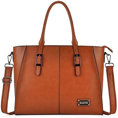 Review IAITU Laptop Tote Bag,15.6