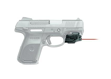 Amazoncom Crimson Trace Cmr 201 Rail Master Universal Red Laser