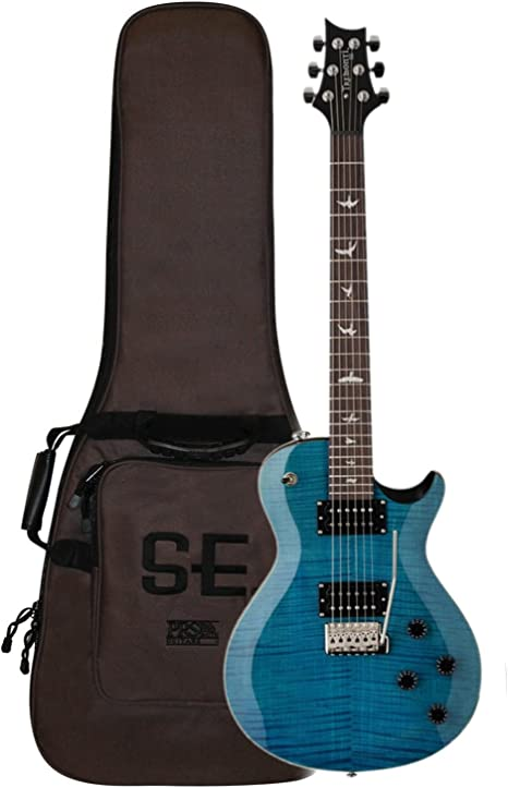 PRS SE Tremonti Custom guitarra eléctrica Sapphire: Amazon.es ...