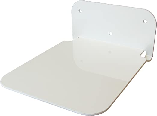 Vassoio parete Easy 1 ripiano bianco prezzi e offerte online