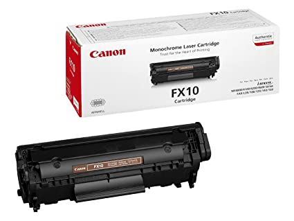 Canon - Toner Canon Fx10 Fax L100/120 2000 Paginas: Canon ...
