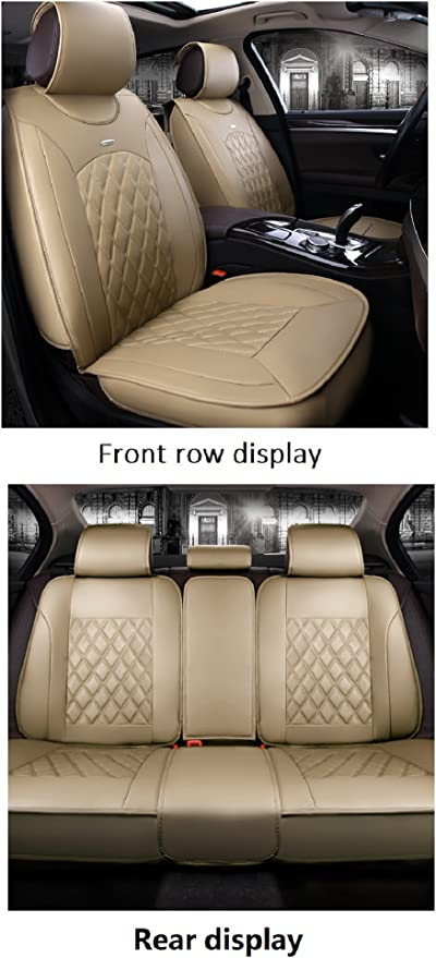 Housse de siège noir sin BMW 1er