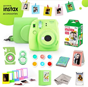 Rand's Camera Instax Mini 9 - Lime Green product image 11