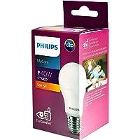 Philips LEDBulb 6-40W E27 2700K Sarı Işık