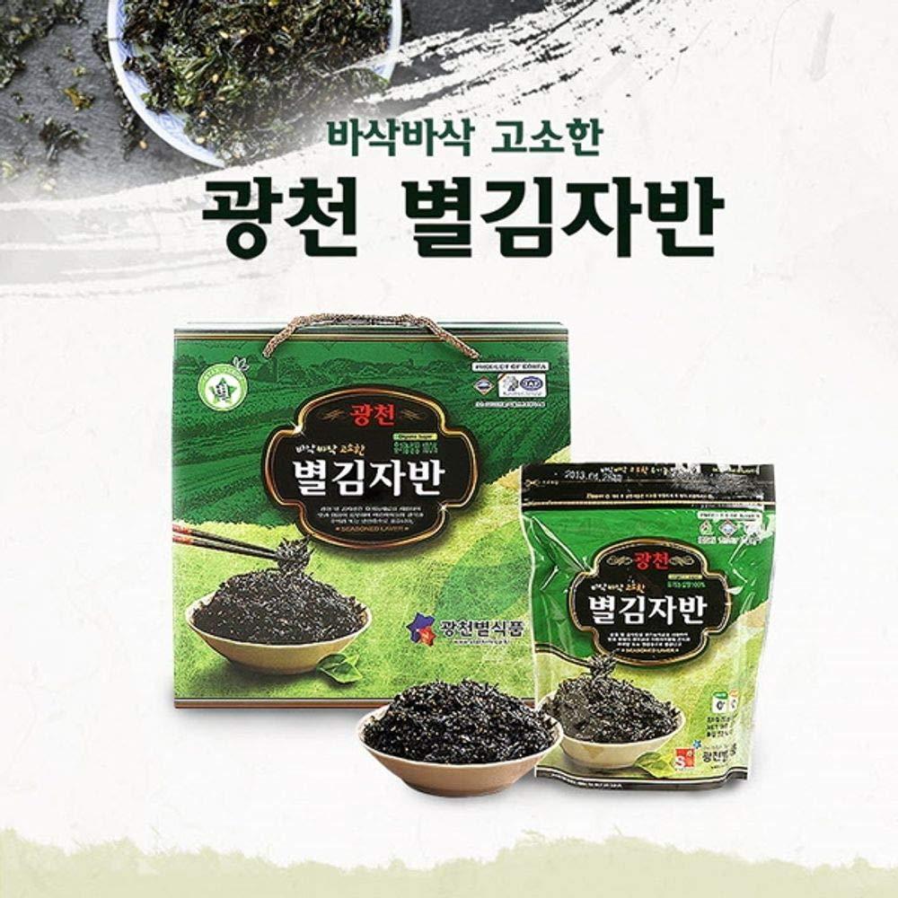 Gwangcheon Seaweed Flake Nori 50g x 5