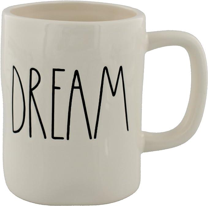 Rae Dunn by Magenta DREAM Ceramic Coffee Mug