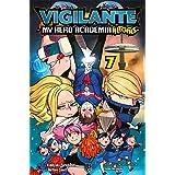 Vigilante My Hero Academia Illegals Volume 07