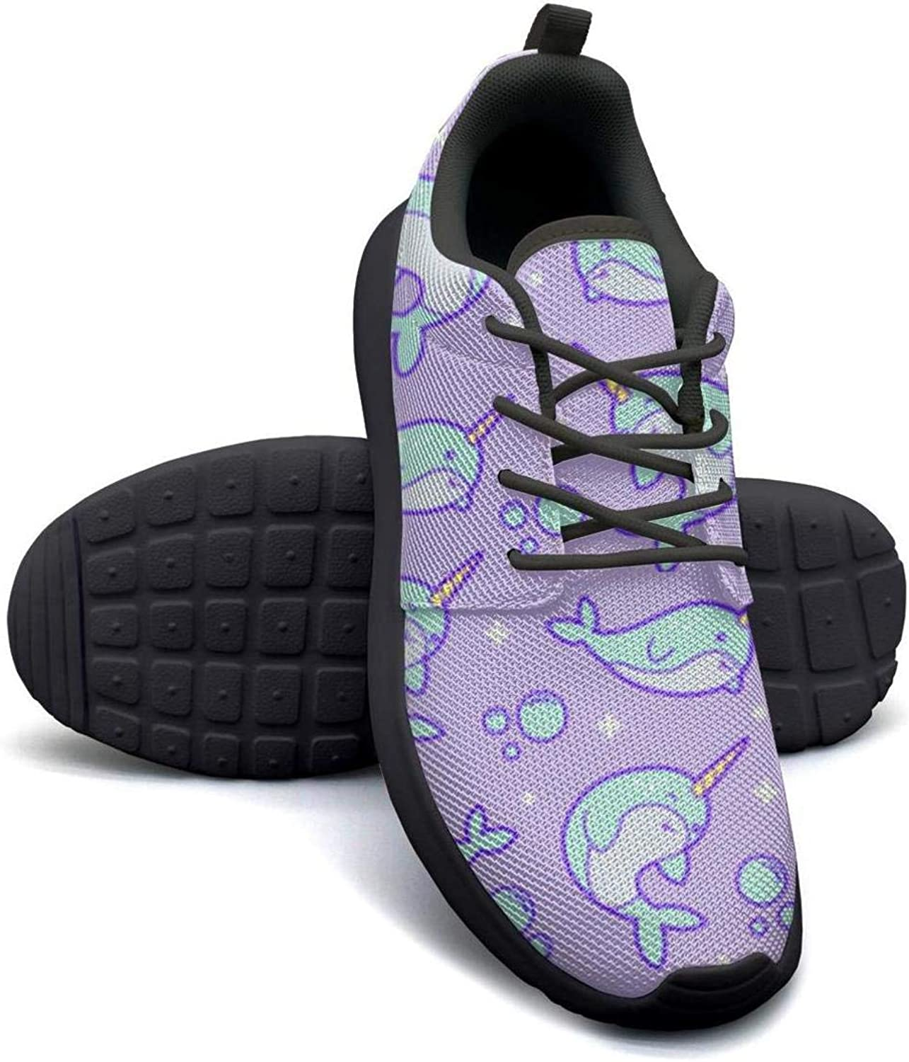 Womens SneakersDachshund Dog Wallpaper Pattern Lightweight Running Shoes Walking Gym Shoes