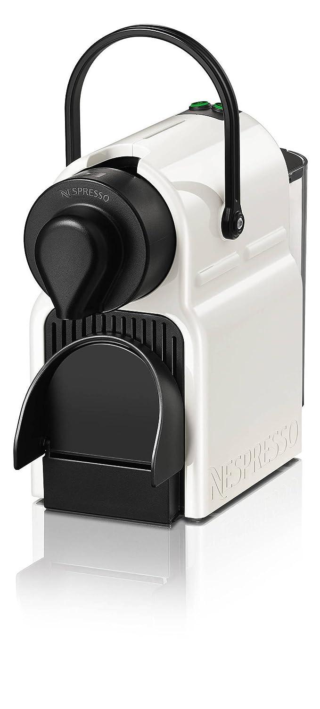 Amazon.com: Nespresso Inissia – Cafetera, color blanco ...