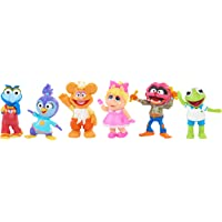 6-Pack Muppets 14436 Babies Figure (Multicolor)