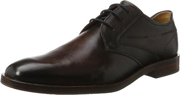 TALLA 43 EU. bugatti 312296041100, Zapatos de Cordones Derby Hombre