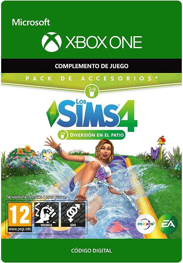 THE SIMS 4: BACKYARD STUFF - Xbox One - Código de descarga: Amazon ...