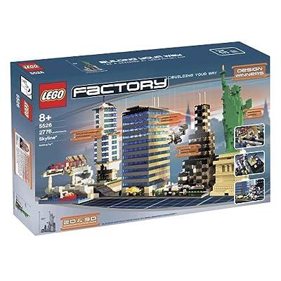 LEGO Factory Set #5526 Skyline: Toys & Games