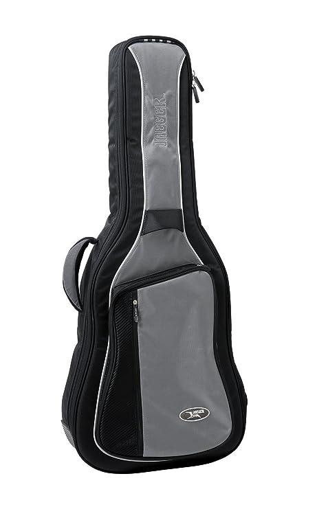 JAEGER Funda Guitarra 1.5 Guitarra Eléctrica: Amazon.es ...