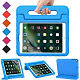 BMOUO Case for New iPad 9.7 Inch 2018/2017 - Shockproof Case Light Weight Kids Case Cover Handle Stand Case for iPad 9.7 Inch