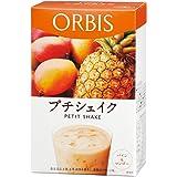 オルビス(ORBIS) プチシェイク パイン&マンゴー 100g×7食分 ◎ダイエットドリンク・スムージー◎ 1食分151kcal