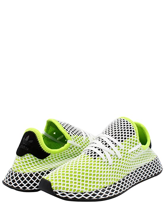 best sneakers 155f0 2ed26 Amazon.com  adidas Grade Deerupt Runner J Sneaker (Big Kid)