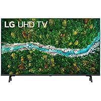 LG 43 inches UHD 4K Smart TV, Active HDR, WebOS Operating System, ThinQ AI - 43UP7750PVB