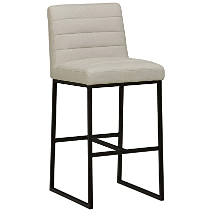Peachy Rivet Decatur Modern Kitchen Counter Bar Stool 42 Inch Height Chalk Onthecornerstone Fun Painted Chair Ideas Images Onthecornerstoneorg