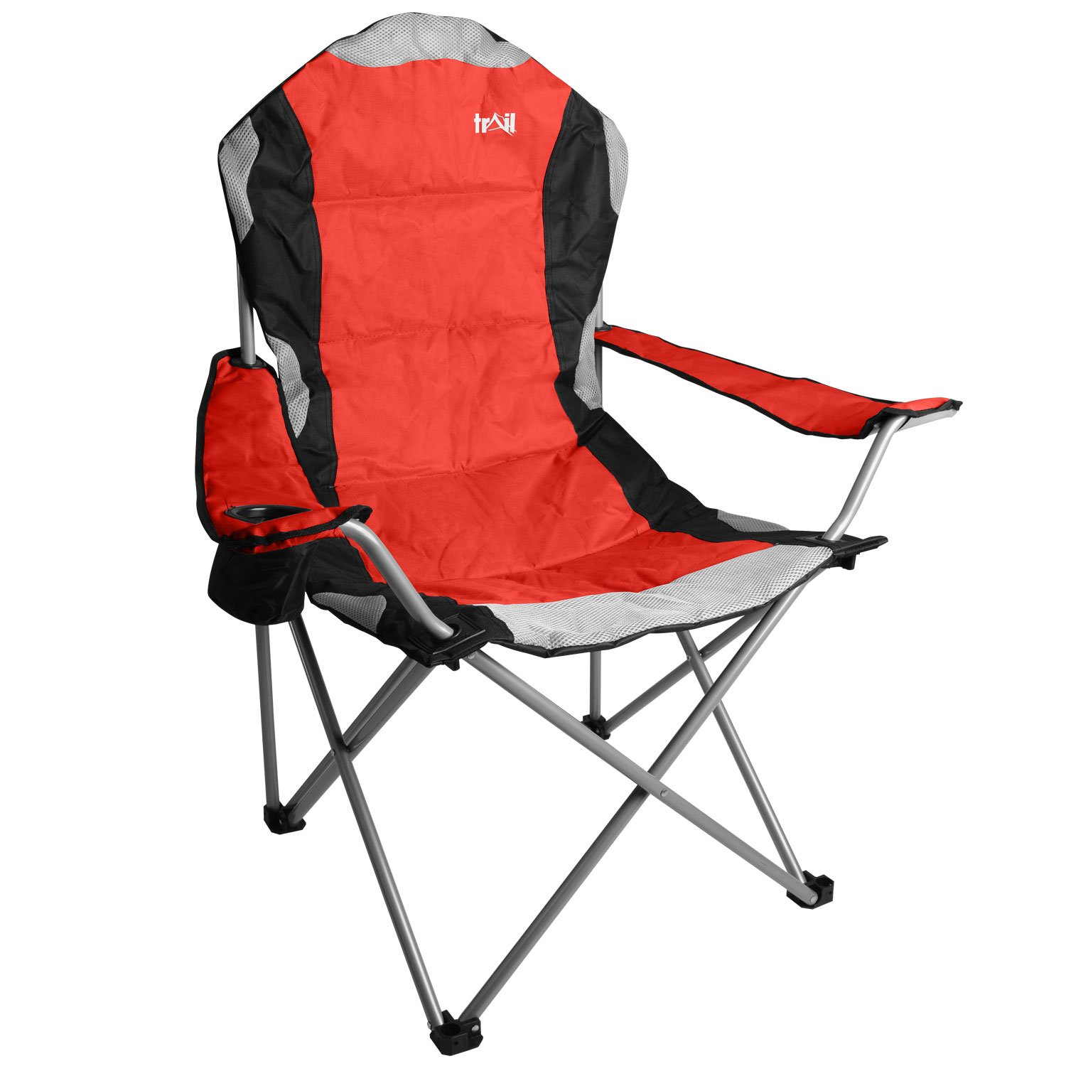Kestrel Deluxe Padded Folding Chair Amazon Sports & Outdoors