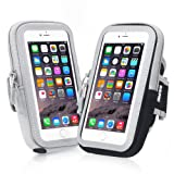 Amazon Price History for:Iphone 7 Plus Armband, RISEPRO Sports Phone Case Touchscreen Pouch Multifunctional Pockets Outdoor 2 pack for iphone7, 7S, 6, 6S 6plus, 5, 5s, 5c,Galaxy Card Holder Jogging Running