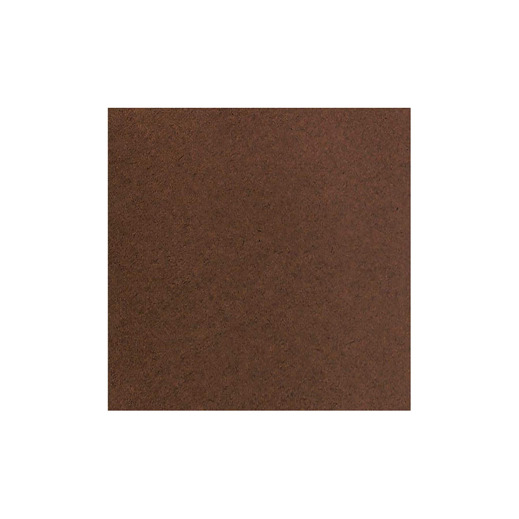 1/8 inch (3mm) 9'' X 9'' Hardboard Tempered Panel (36 Sheets) by DGwood