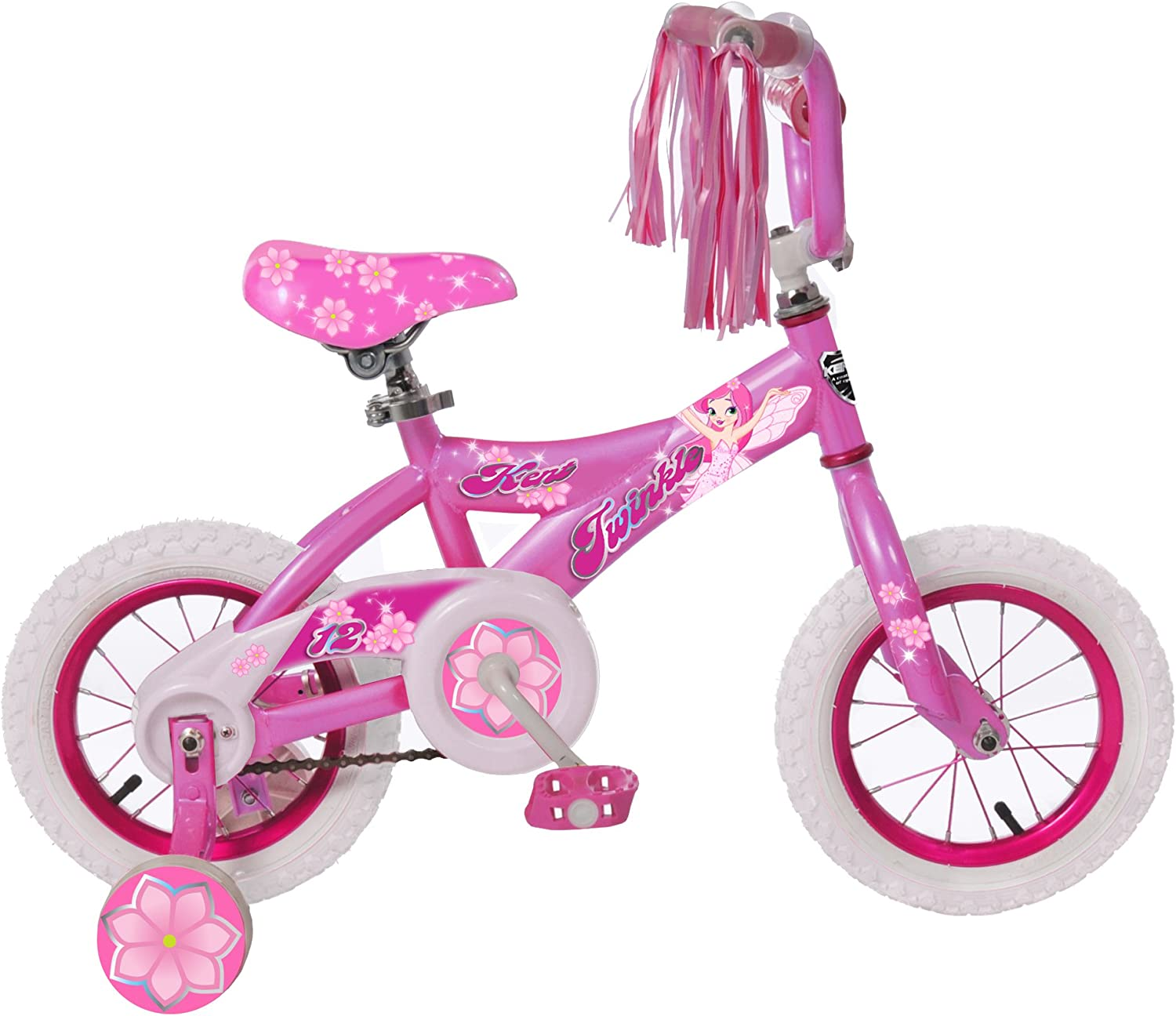 Kent Twinkle Girls Bike, 12-Inch