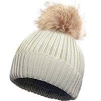 Langwolf Baby Winter Hat Infant Kids Toddler Knit Warm Cap Boys Girls Beanies